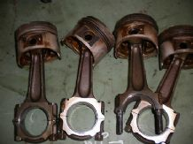 peugeot 205 gti 1.6 1600 x4 standard pistons and con rods
